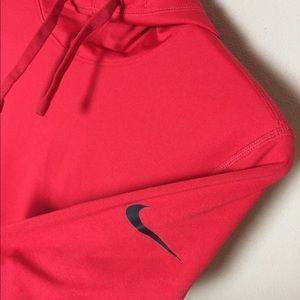 Nike cowl neck NWOT